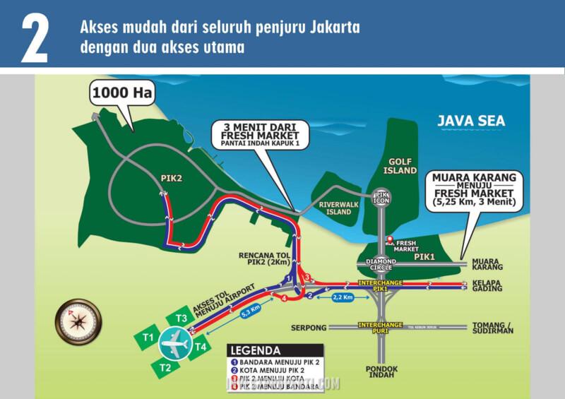 Lokasi Shibuya PIK2 Jakarta