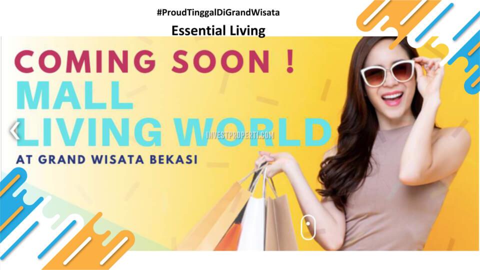 Mall Living World Grand Wisata Bekasi
