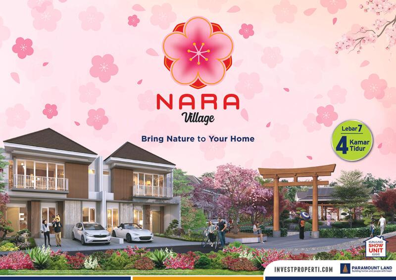 Nara Village Paramount Land