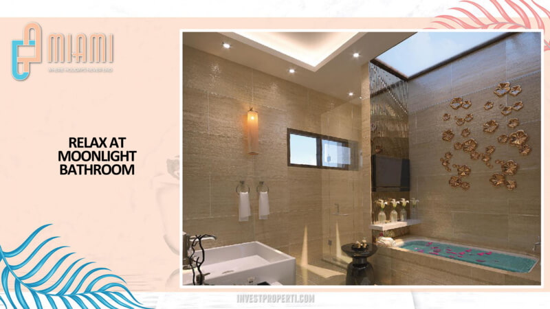 Rumah Cluster Miami Kota Wisata Cibubur - Bathroom