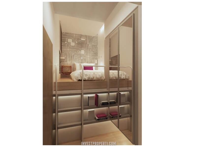 Rumah InvensiHaus BSD - Kids Room