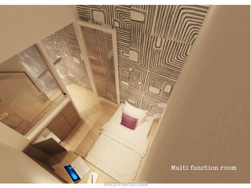 Rumah InvensiHaus BSD - Multifunction Room
