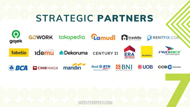 Strategic Partner Citra Landmark