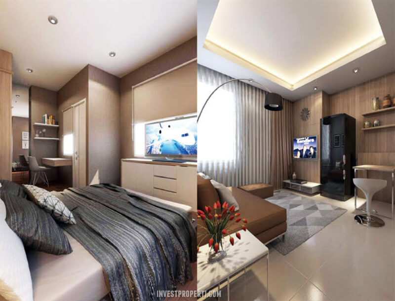 Contoh Desain B-Residence BSD