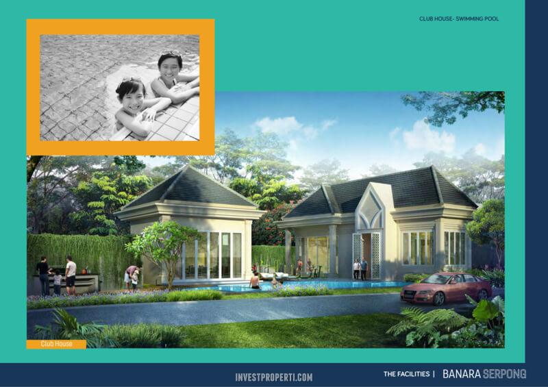 Club House Banara Serpong