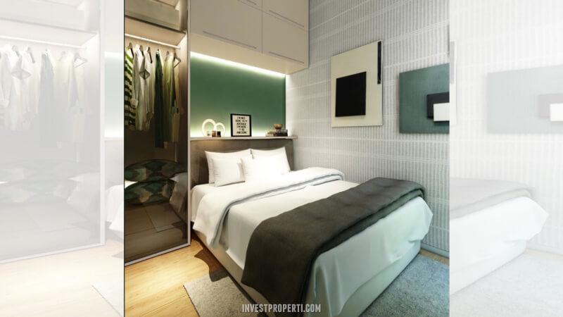 Desain Rumah Cendana Homes Tipe 2 - 2nd Room