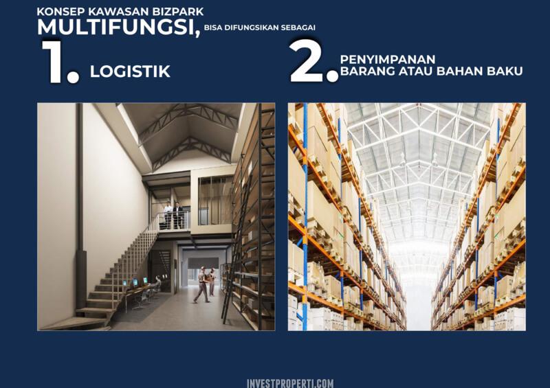 BizPark PIK2 Fungi Logistik