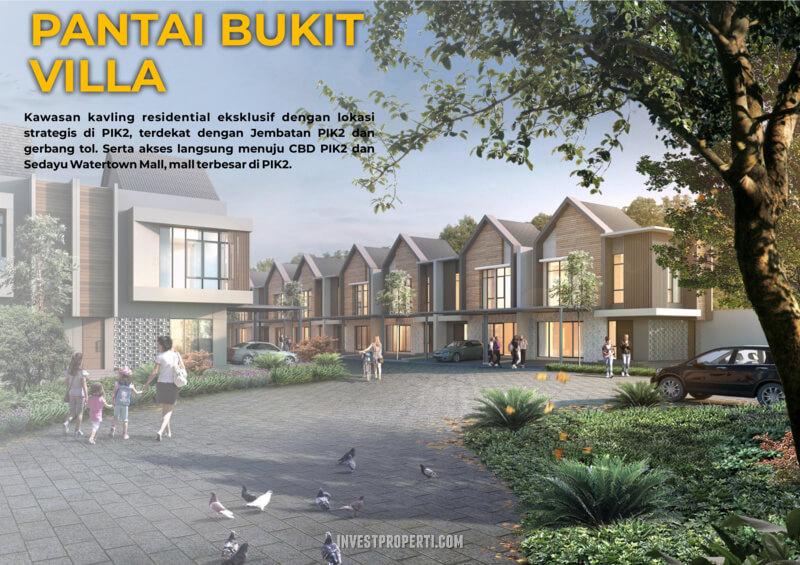 Pantai Bukit Villa PIK2