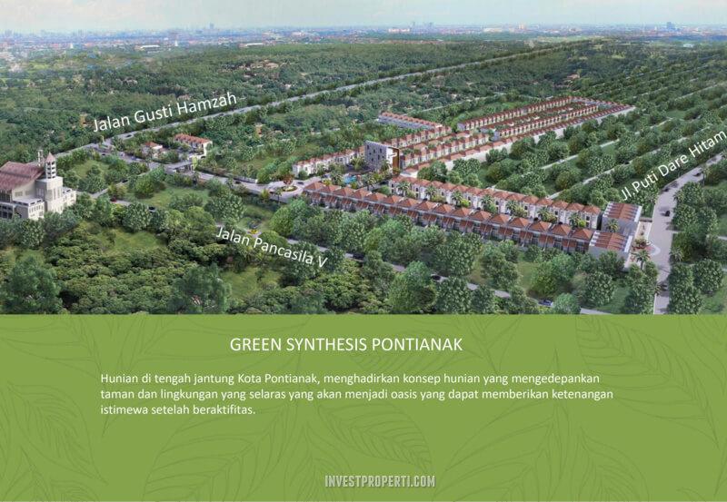 Perumahan Green Synthesis Pontianak