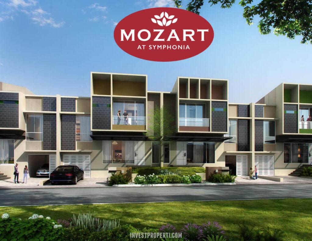 Rumah Cluster Mozart Symphonia Summarecon Serpong