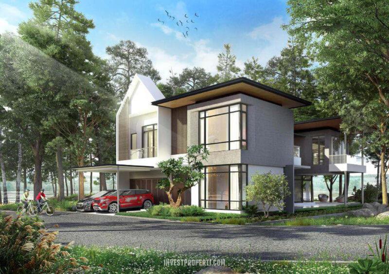 Rumah Pantai Bukit Villa PIK2 Jakarta