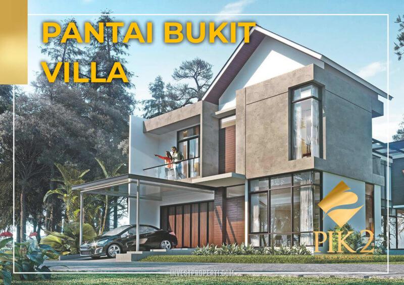 Rumah Pantai Bukit Villa PIK2