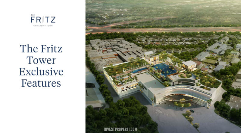 The Fritz Kingland Avenue Serpong - Exclusive Feature
