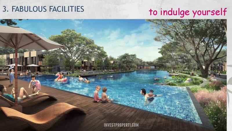 Club House Magenta Residence Summarecon Bekasi