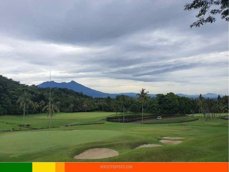 Cluster Agathis Golf Residence Summarecon Bogor