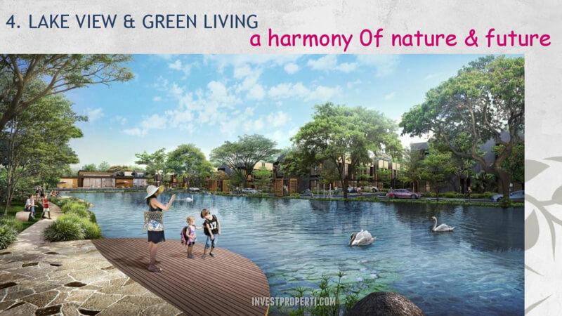 Magenta Residence Summarecon Bekasi Danau