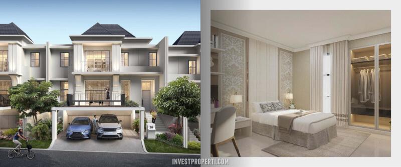 Rumah Agathis Golf Residence Summarecon Bogor TIpe T