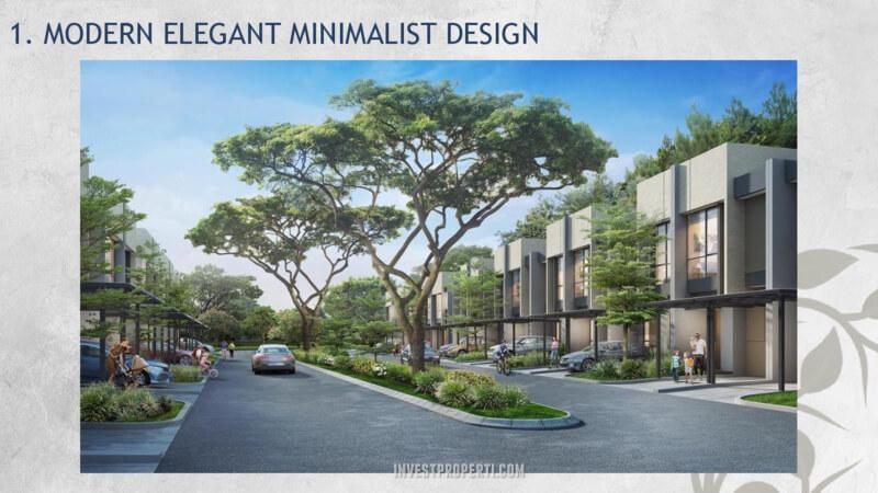 Rumah Magenta Residence Summarecon Bekasi