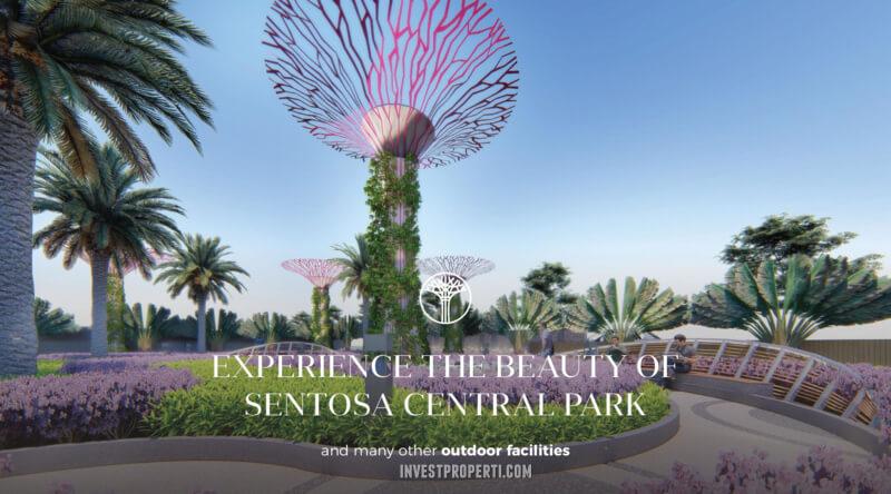 Sentosa Central Park Tangerang