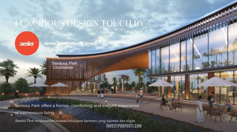 Sentosa Park Tangerang Club House