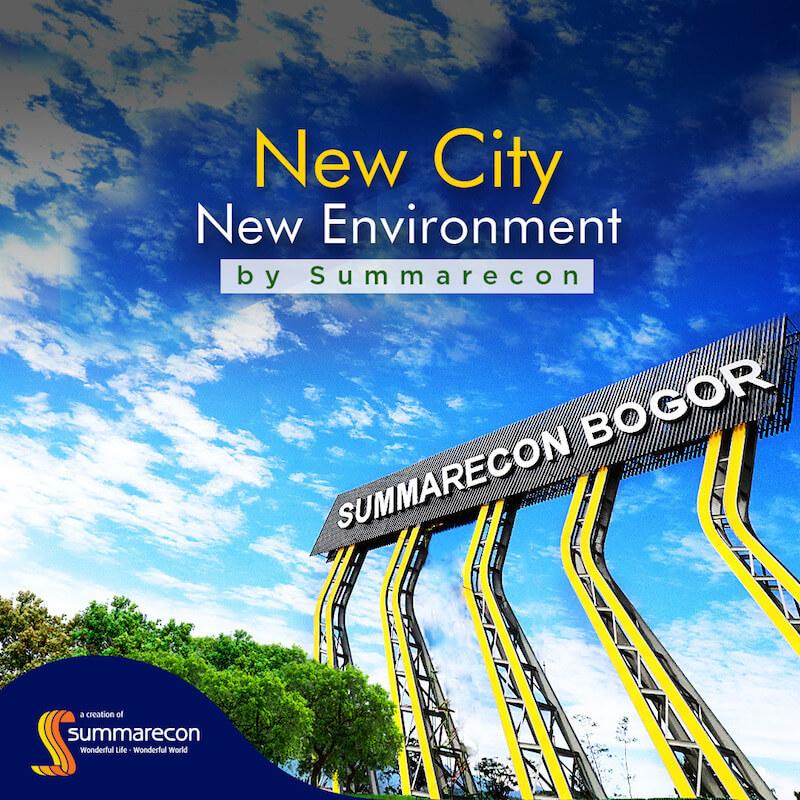 Summarecon Bogor New City