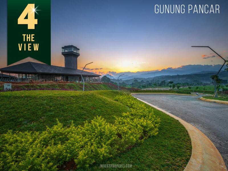 View Gunung Pancar - Summarecon Bogor