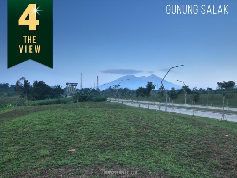 View Gunung Salak - Summarecon Bogor