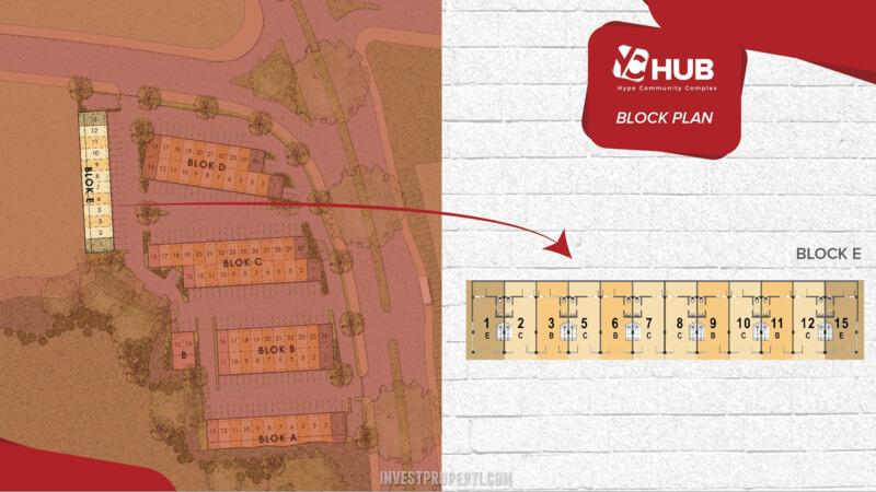 Blok E Ruko YC Hub BSD