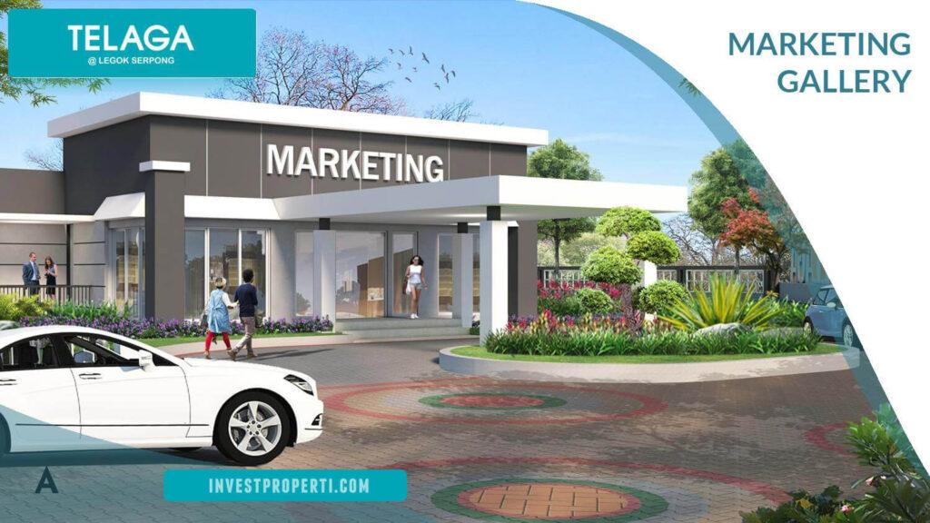 Marketing Gallery Telaga Legok