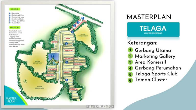 Master Plan Telaga Legok