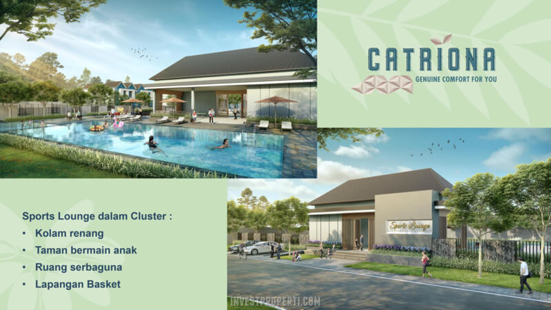 Sport Club Cluster Catriona Suvarna Sutera