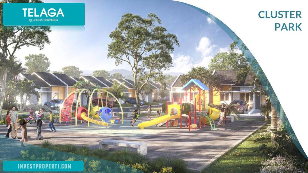 Children Playground Telaga Legok Serpong