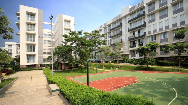Basket Ball Court Rainbow Springs Condovillas