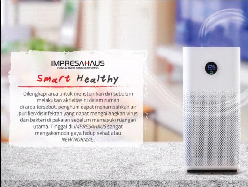 ImpresaHaus BSD Smart Healthy