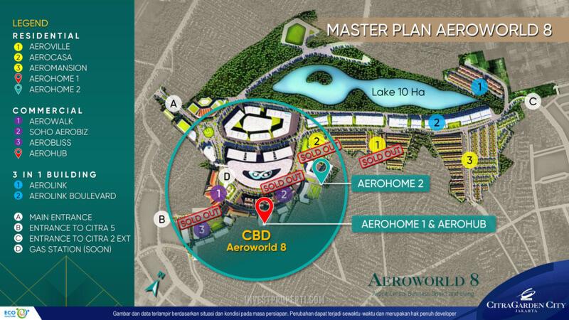 Master Plan Aeroworld 8