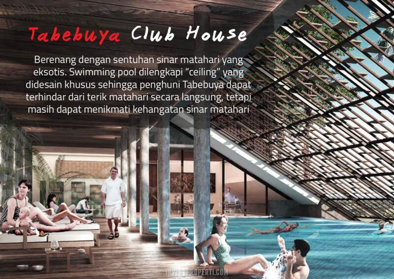 Tabebuya Club House