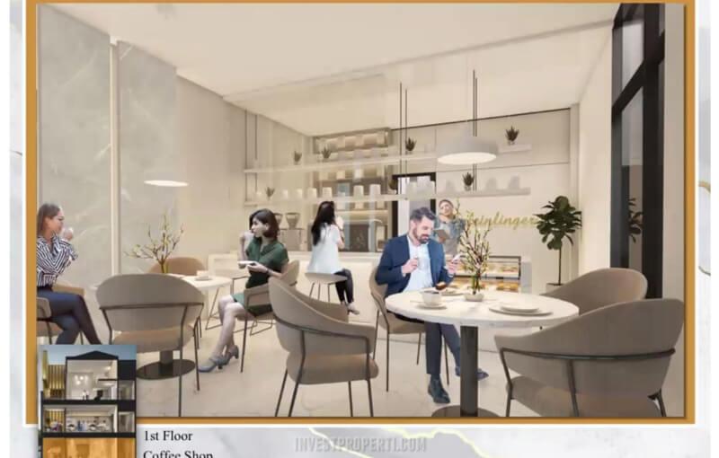 1st Floor Cafe Tabe Spots BSD