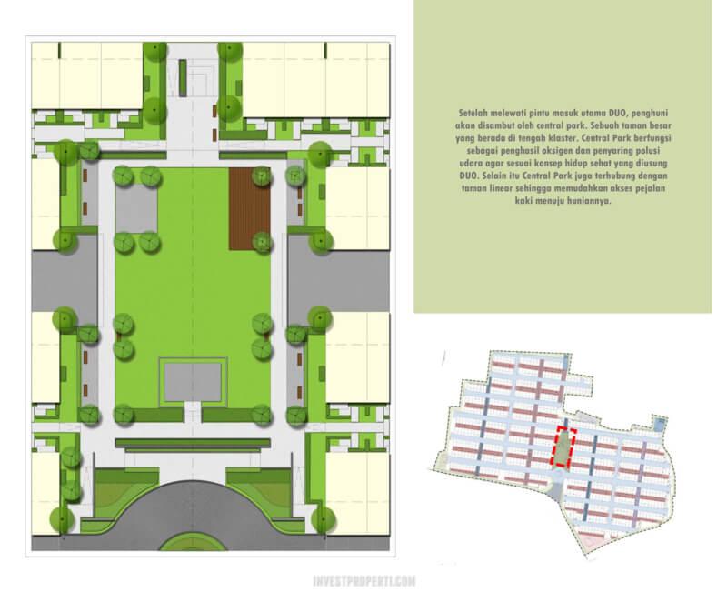Central Park Linear Garden Duo Residence