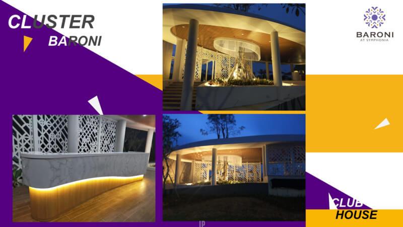 Club House Cluster Baroni