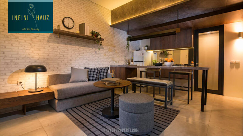 Design Interior Rumah InfiniHauz