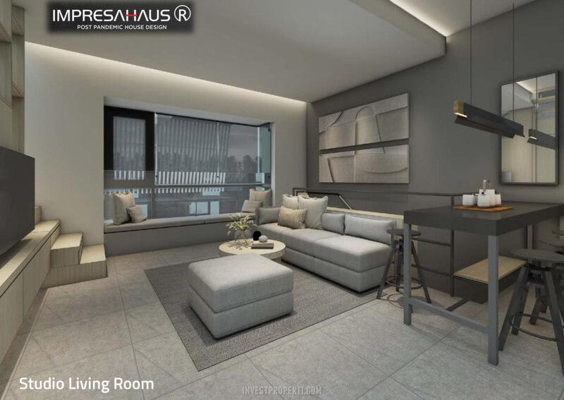 Design Studio Living Room ImpresaHaus R