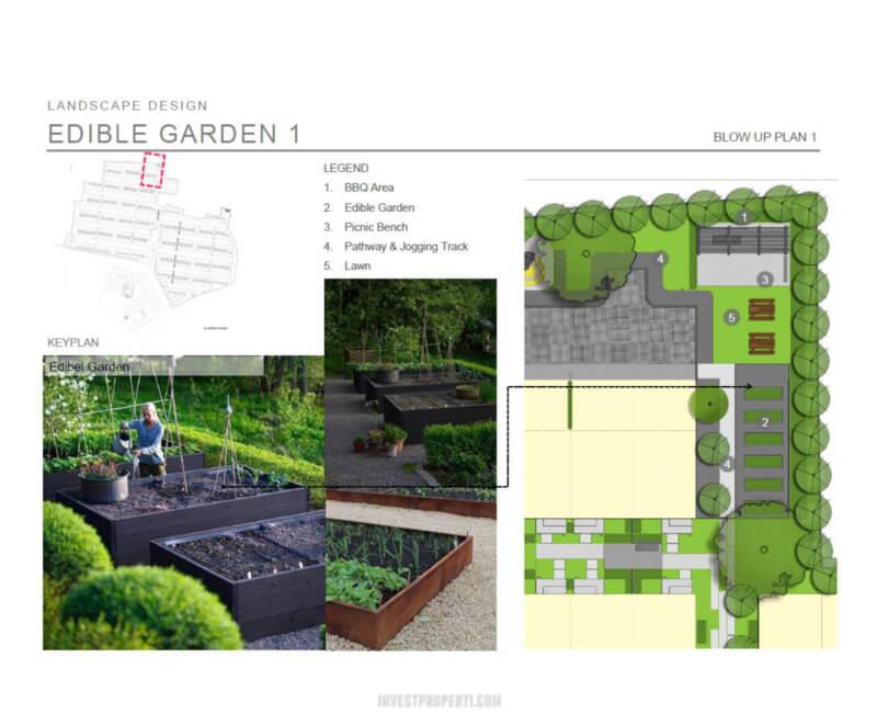 Edible Garden Cluster DUO