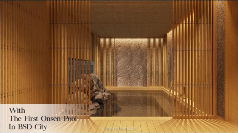 Onsen Pool - Samasana Club House The Zora