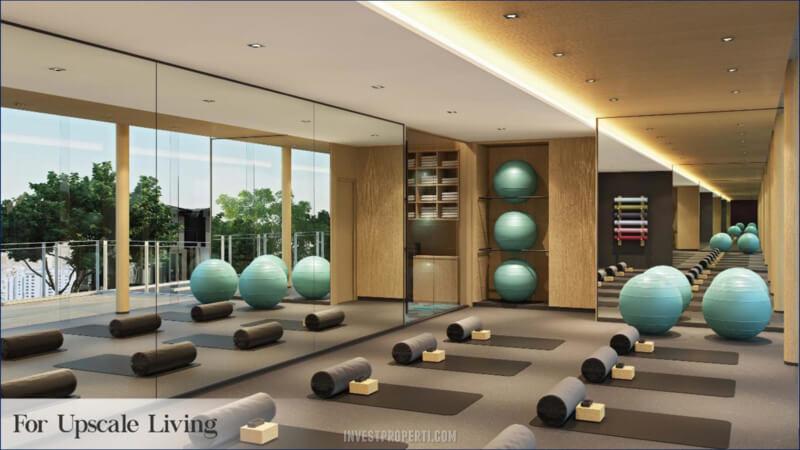Yoga Center - Samasana Club House The Zora