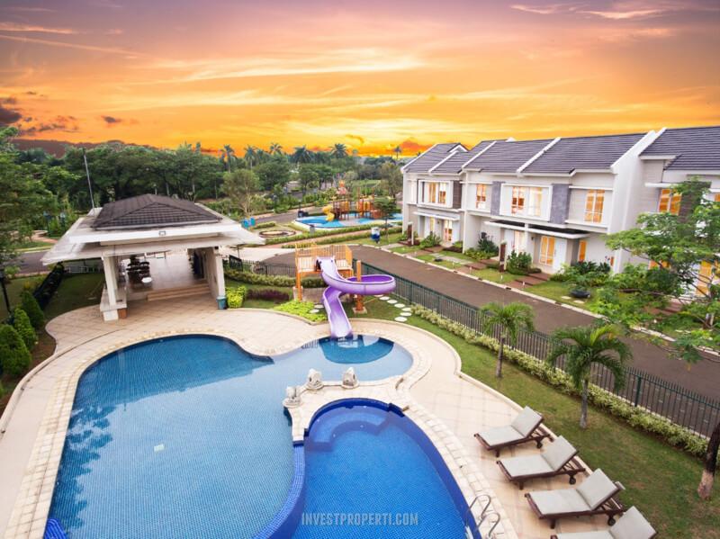 Swimming Pool Vista Residences