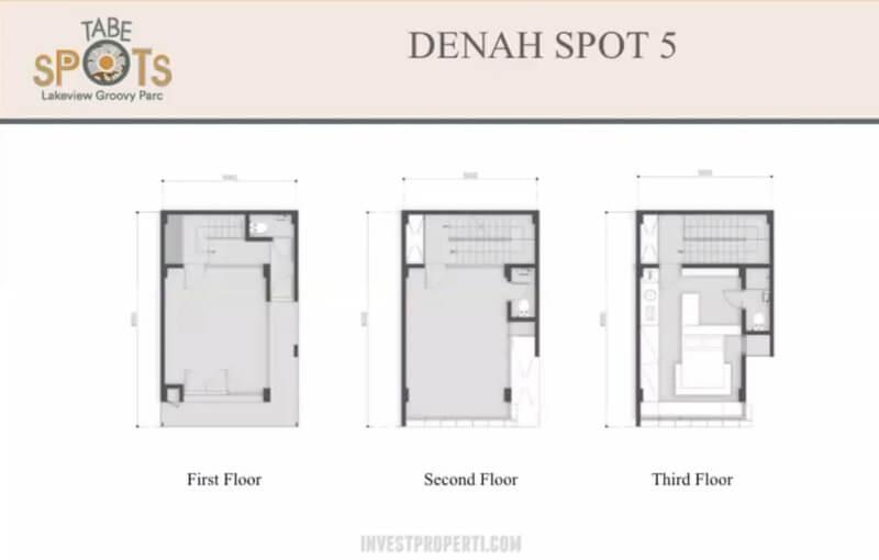 TabeSpots BSD Denah Spot 5