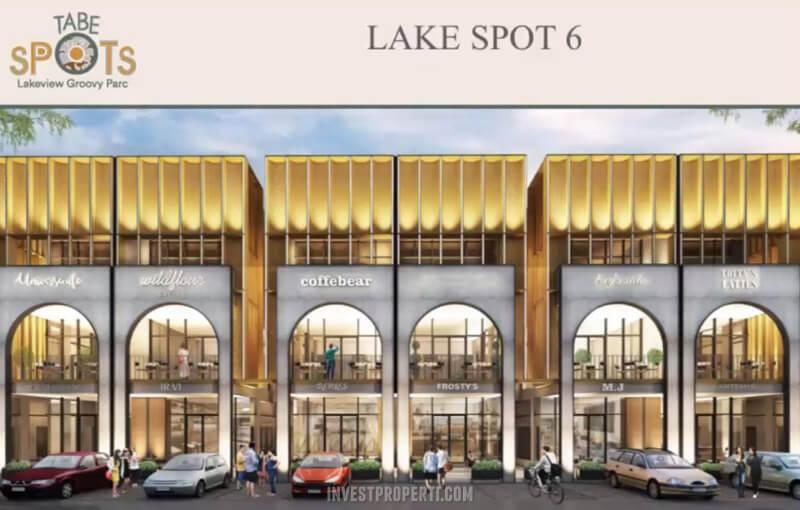 TabeSpots BSD Lake Spot 6