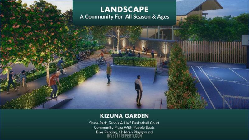 Kizuna Garden - The Zora