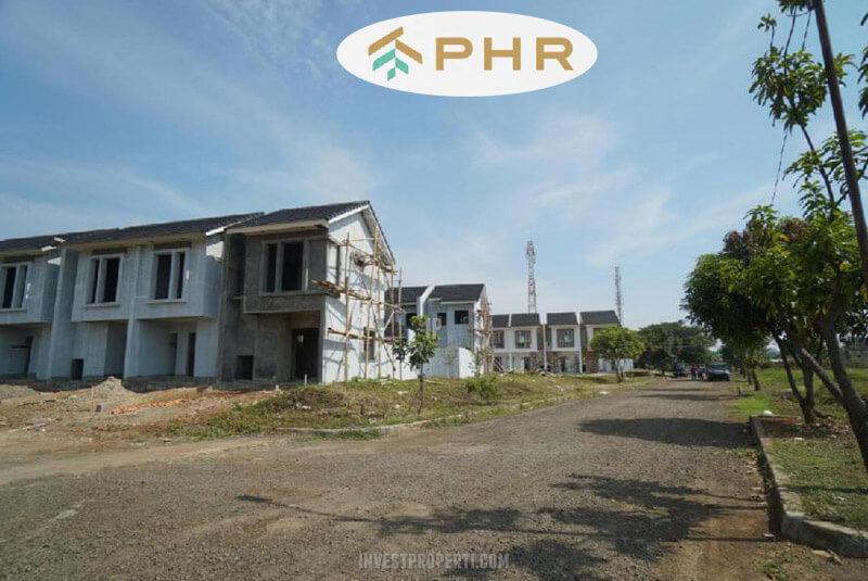 Foto Progress Pembangunan Rumah PHR Bekasi