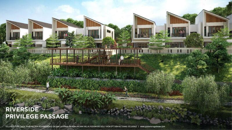 Private Resort Club House PRV - Riverside